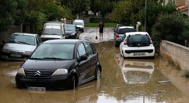 Франция тонет: в стране сильнейшее наводнение за последние 130 лет