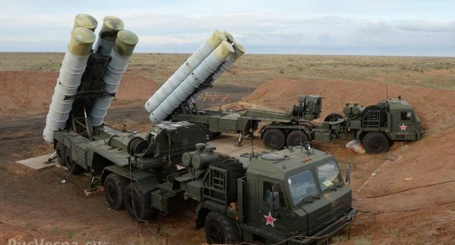 Оккупанты в Крыму по тревоге подняли дивизионы ракетных комплексов