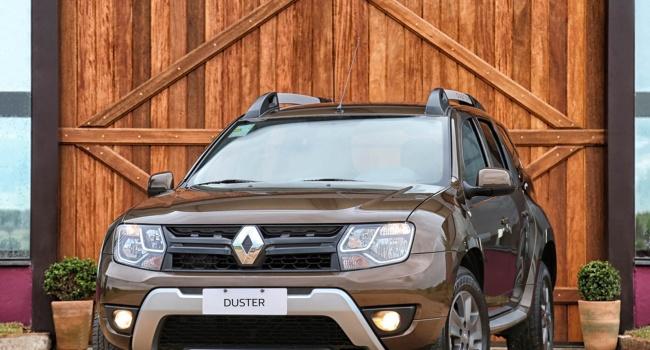 Самым продаваемым авто в Украине стал кроссовер