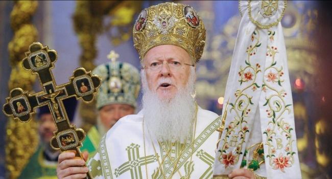Константинополь заявил, что территории Белоруссии, частично Польши и России все еще канонические территории Киевской метрополии