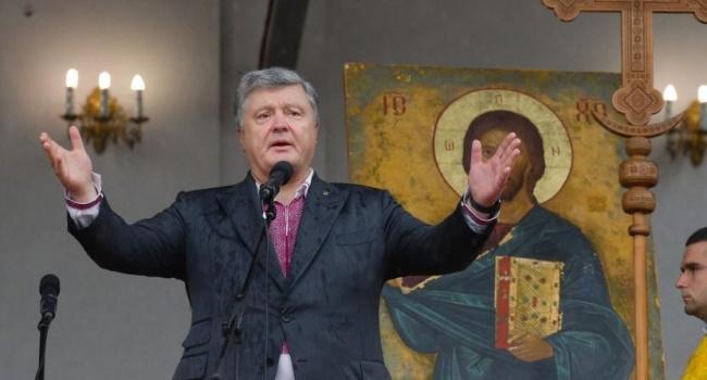 Политолог: Порошенко поставил Путина и Кирилла перед дилеммой, в Москве реально не знают, как спасть РПЦ