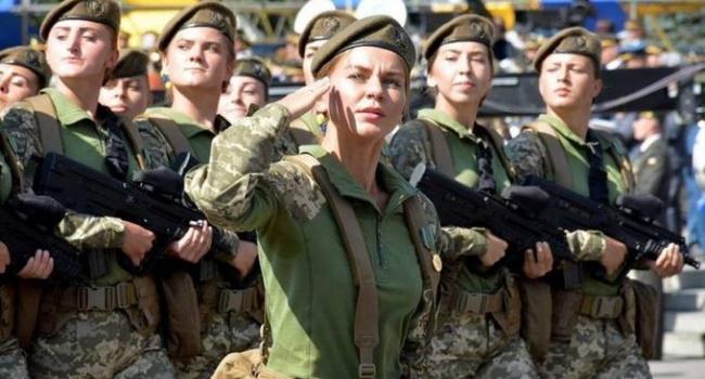 Украина избавляется от гендерных предрассудков – представительницы прекрасного пола теперь могут дослужиться до генералов