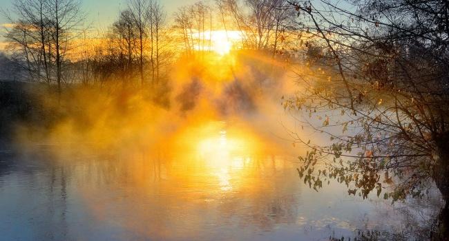 20 октября в Украине резко похолодает