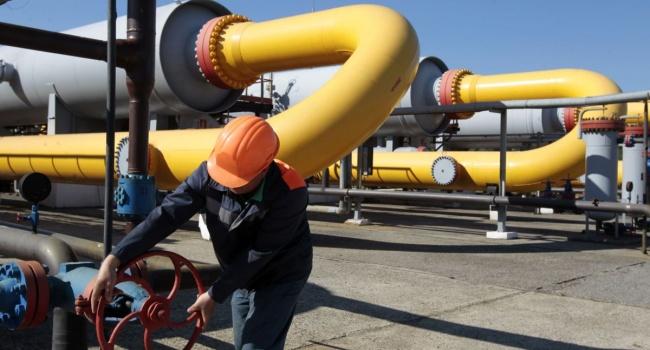Крупнейшее газохранилище Украины обновят за миллиард гривен
