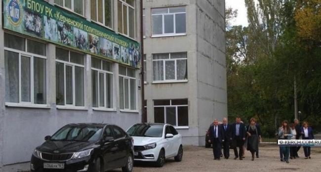 Блогер объяснил, почему в керченской трагедии виноват Путин