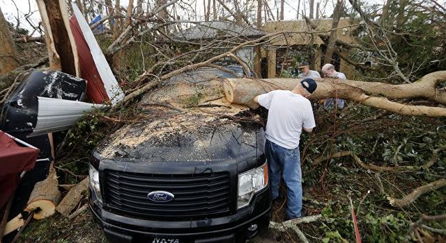 Число жертв урагана «Майкл» в США превысило 30 человек