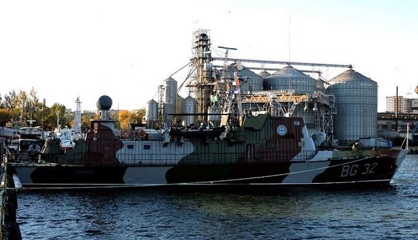 Украина наращивает силы в Азовском море: в регион возвращается один из мощнейших украинских военных кораблей