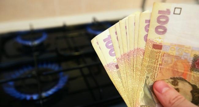 Политолог: средняя платежка за газовое отопление вырастет на 300-500 грн, а не на 1500 грн, как требовал МВФ
