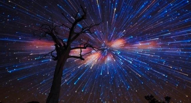 В полночь украинцы увидят звездопад