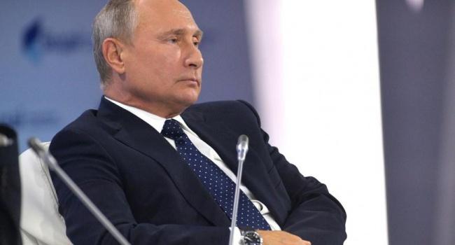 Журналист: у Путина страшная болезнь, она неумолимо прогрессирует