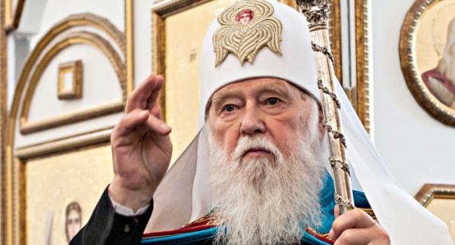 В УПЦ КП разрешили называть Филарета митрополитом