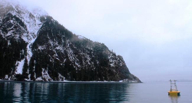 Вблизи Аляски воцарилось аномальное тепло