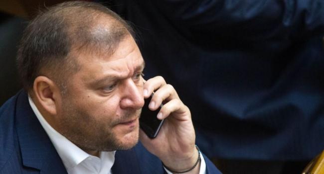 Добкин заявил, что больше не пустит Порошенко в свою церковь
