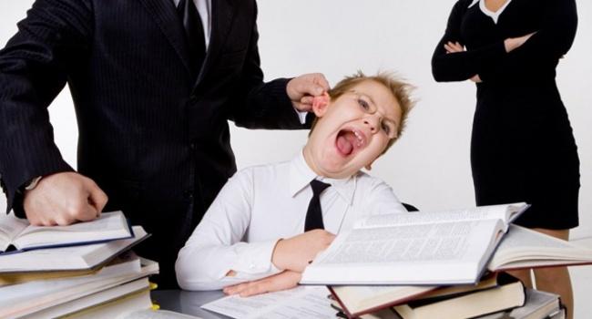 Телесные наказания пробуждают детскую агрессию