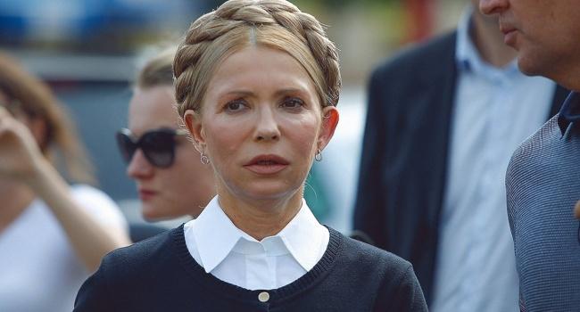 Тимошенко готова к военной капитуляции Киева