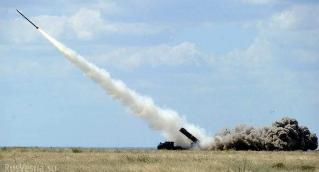 Украина начинает трехдневные ракетные стрельбы рядом с Крымом