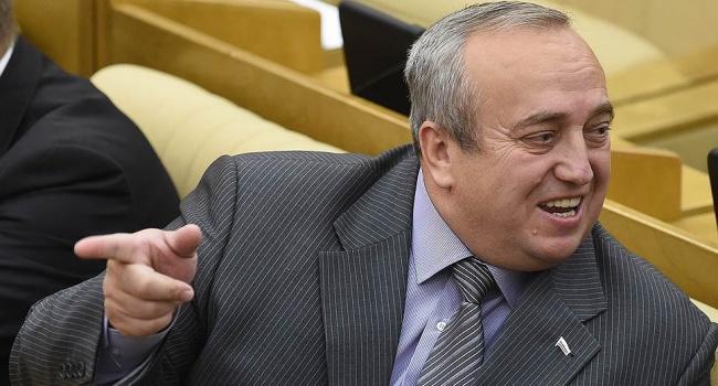 Страсть и ненависть в России в прямом эфире провокатор Клинцевич вцепился в бороду Охрименко