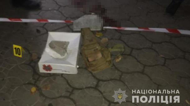 В Бердянске произошла стрельба. Есть раненые