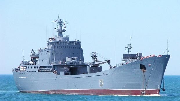 Оккупанты Крыма назвали «безумным» предложение США закрыть порты мира для российских кораблей