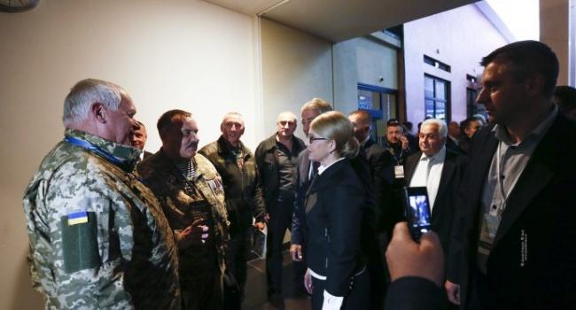 Военные помешали политтехнологам Тимошенко, разоблачив очередной фейк