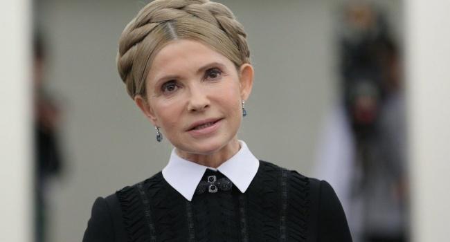 Тимошенко не хватило смелости извинтиться перед ветераном АТО