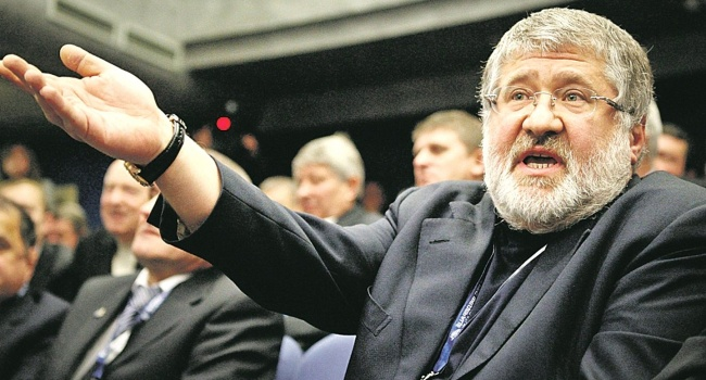 Коломойский заявил, что санкции РФ согласовывал  Порошенко