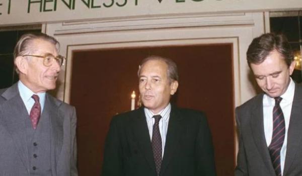 Умер основатель Louis Vuitton, Moet и Hennessy