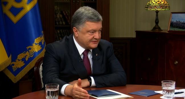 Порошенко назвал основного «организатора» выборов вДНР иЛНР