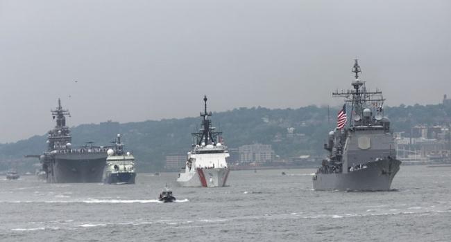 Огрызко: мы могли уже сегодня иметь не 2, а 32 американских корабли в Азовском море
