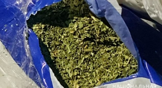 У жительницы Бердянска обнаружен килограмм наркотиков