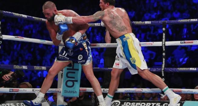 Белью прокомментировал поражение от Усика и похвалил украинца