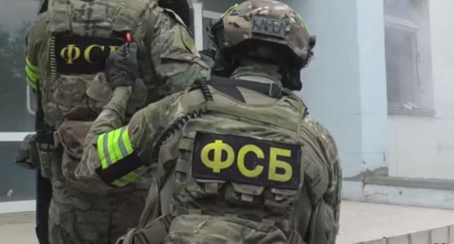 В ФСБ заявили о задержании украинского шпиона «Вовы»