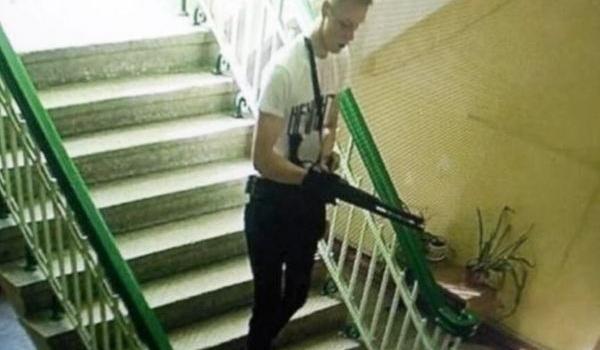 Тело керченского убийцы вплоть доэтого времени  незахоронено