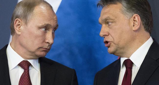 Блогер: Путин с Орбаном уже проиграли, теперь их может спасти только одно