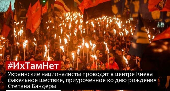 «Ихтамнет»: в МИД РФ инициировали странный флешмоб, рассказывающий о процветании в Украине фашизма