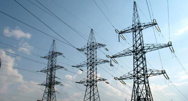 Воккупированном Крыму в3 районах аварийно отключилось электроснабжение