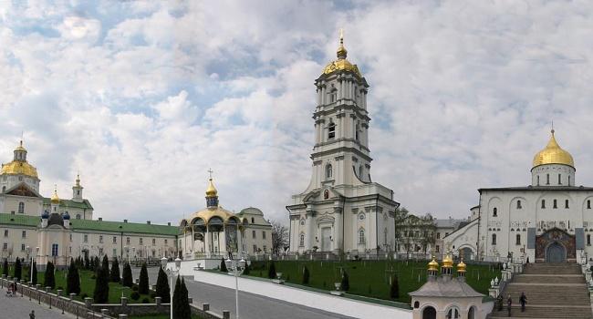 Тернопольская полиция открыла дело против передачи  сооружений Почаевской Свято-Успенской лавры в УПЦ МП