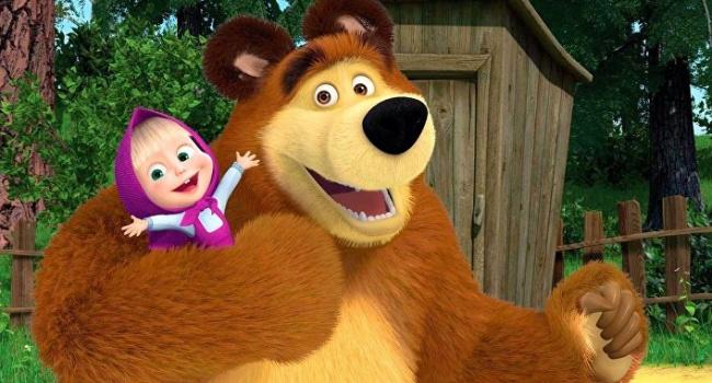 В Великобритании признали российский мультсериал «Маша и Медведь» кремлевской пропагандой