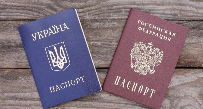 России нужно брать пример с Венгрии и начать выдачу паспортов украинцам, - эксперт