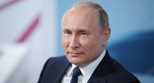 Блогер: Путин уже мало что может сделать в отношении Украины