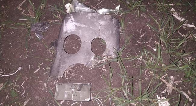 На Донбассе сбили российский беспилотник