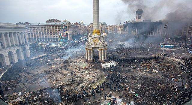 «Не ради этого мы стояли, и кровь мужики проливали, чтобы они пришли к власти»: в сети обнародовали знаковое видео с Майдана