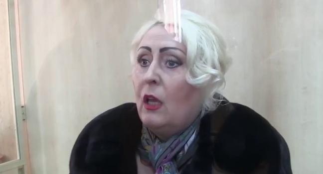 Пропагандистку Штепу госпитализировали с инсультом