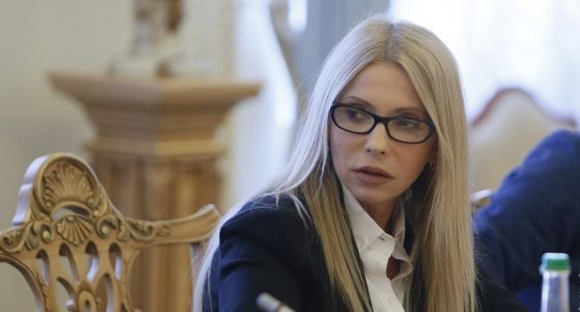 Тимошенко удивила обещанием о росте средней зарплаты в Украине при новой власти