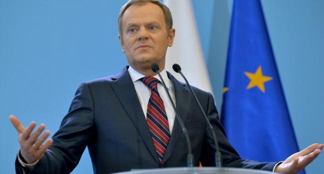 Евросоюз проведет экстренный саммит по соглашению с Великобританией о ее выходе из ЕС, - Туск