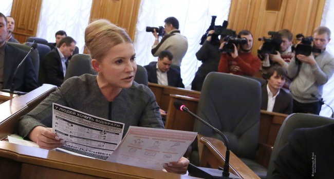 Историк: если Тимошенко станет президентом – ей удастся то, что до сих пор удавалось только ее бывшему коллеге Путину