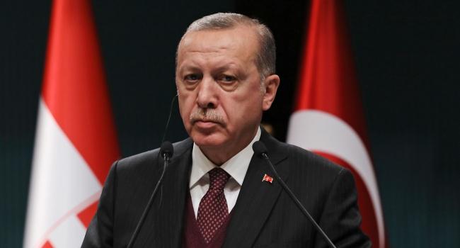 Эрдоган заявил о готовности быть посредником в конфликте на Керченском проливе