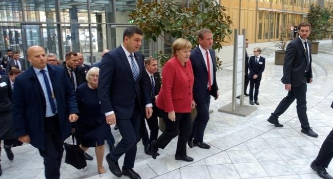 Ангела Меркель стала на сторону Украины в вопросе агрессии РФ в Азовском море