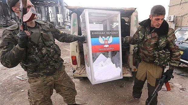 Оккупанты потребовали от боевиков «Л/ДНР» сдать паспорта Украины