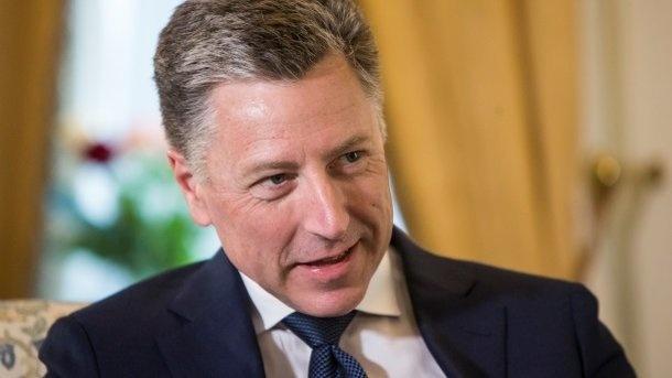В Украину прибыл Курт Волкер